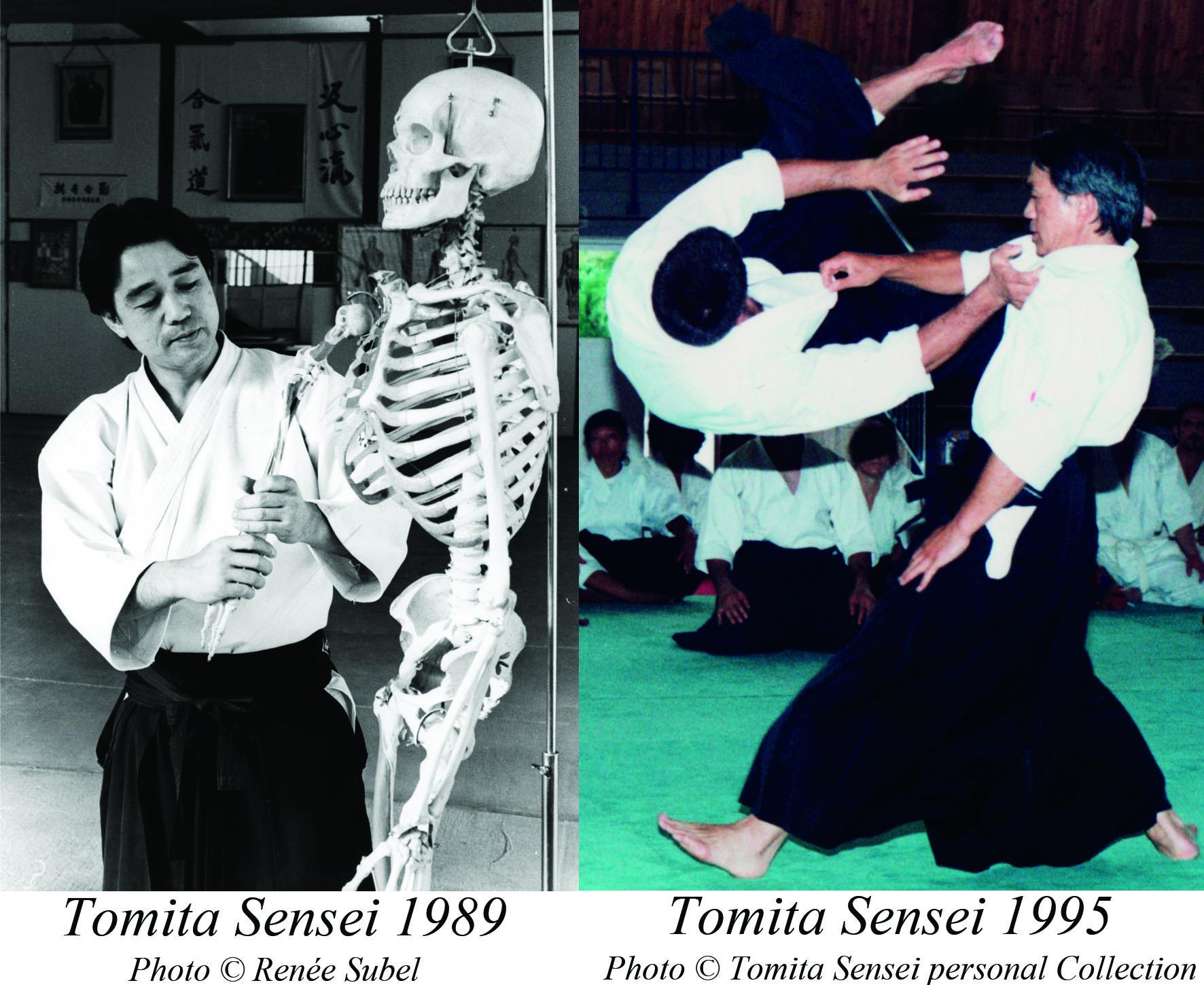 Tomita Sensei 1989 1995 pédagogie article
